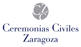 Logotipo Ceremonias Civiles Zaragoza